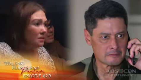 Walang Hanggang Paalam: Leo, nainis nang muling makatakas sina Emman at Celine | Episode 129 Image Thumbnail