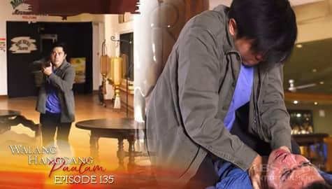Walang Hanggang Paalam: Anton, muling inatake sa gitna ng sagupaan nila ni Emman | Episode 135 Image Thumbnail