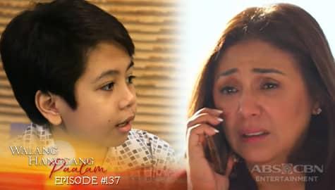 Walang Hanggang Paalam: Amelia, labis ang pangungulila kay Lester | Episode 137 Image Thumbnail
