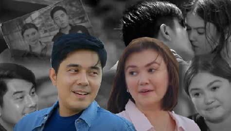 8 most unforgettable kilig scenes of Emman and Celine in Walang Hanggang Paalam  Image Thumbnail