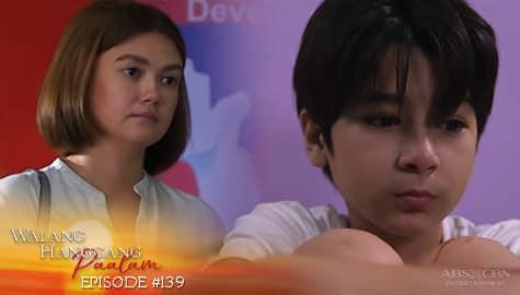 Walang Hanggang Paalam: Celine, muntik nang makita si Robbie | Episode 139 Image Thumbnail