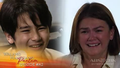 Walang Hanggang Paalam: Ang emosyonal na pagkikita nina Celine at Robbie | Episode 142 Image Thumbnail