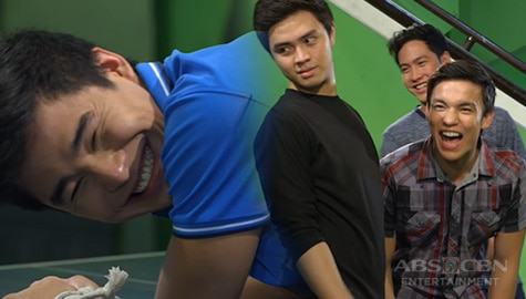 WATCH: The funniest bloopers from Wansapanataym's Tikboyong | Episode 5 Thumbnail
