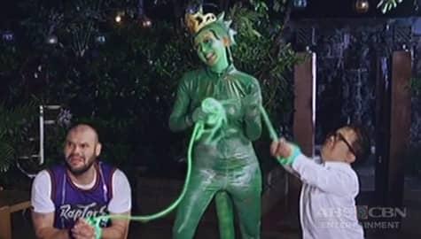 Wansapanataym: Reptilya, muling nahuli ang kanyang mga alagad Image Thumbnail