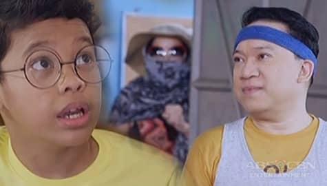 Wansapanataym: Soffy, gumawa ng paraan para makasama ang kanyang pamilya Image Thumbnail