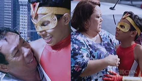 Wansapanataym: Super Ving, tinulungan sina Paco at Yolly sa gitna ng kanyang klase Image Thumbnail