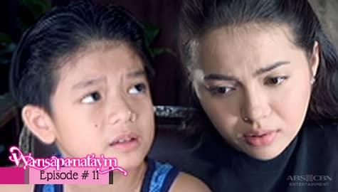 Wansapanataym: Annika, kinausap si Bitoy sa ginawang pambubully ni Warren | Episode 11 Image Thumbnail