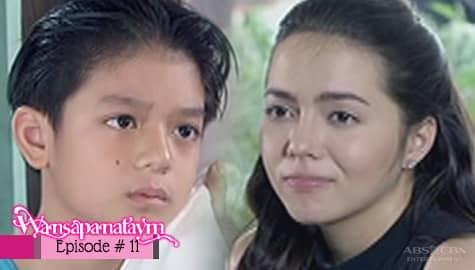 Wansapanataym: Annika, labis ang kasiyahan na natulungan si Bitoy | Episode 11 Image Thumbnail