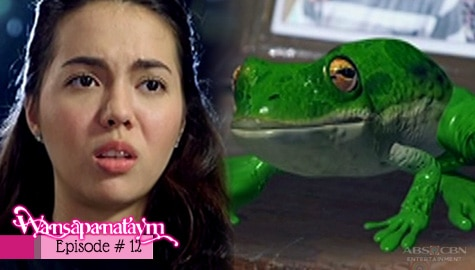 Wansapanataym: Annika, pinayuhan ni Froggie na sabihin ang katotohanan kay Jerome | Episode 12 Image Thumbnail