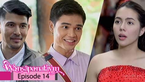 Wansapanataym: Annika, nabigo sa kanyang mga tagapagligtas na sina Jeffrey at Ramon | Episode 14 Image Thumbnail