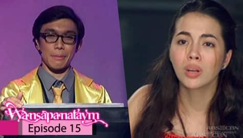 Wansapanataym: Glenn to Annika: Ano ang pangalan ni Coco Martin sa FPJ's Ang Probinsyano? | Episode 15 Image Thumbnail