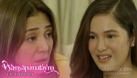 Wansapanataym: Margie, kinausap si Pia tungkol kay Upeng | Episode 5 Image Thumbnail