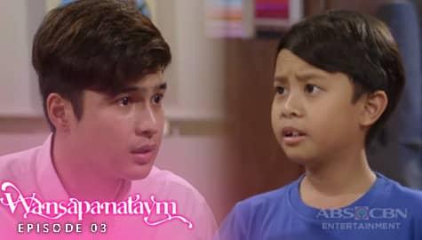 Wansapanataym: Joboy, nadiskubre ang pagkatao ni Ken | Episode 3 Image Thumbnail