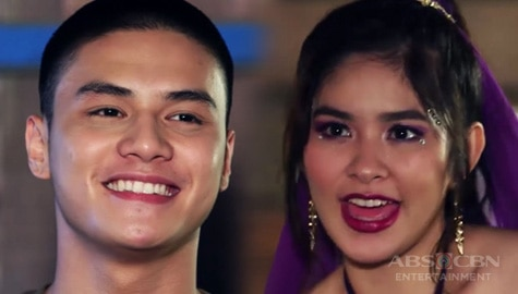 Wansapanataym: Robin, hiniling ang pagyaman ng kanyang pamilya kay Gelli | Episode 5 Image Thumbnail