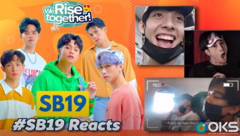 We Rise Together: SB19 reacts to their throwback photos