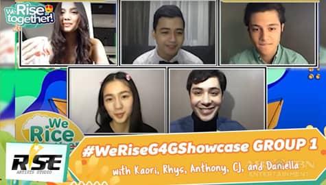 We Rise Together: 'We Rice Together' with Kaori Oinuma, Rhys Miguel, Anthony Jennings, CJ Salonga, and Daniella Stranner Image Thumbnail
