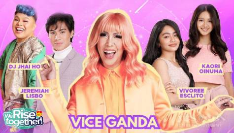 We Rise Together LIVE with Vice Ganda, Vivoree, Kaori, Jeremiah and DJ Jhai Ho Image Thumbnail