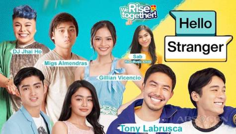 We Rise Together LIVE with 'Hello Stranger' stars Tony Labrusca and JC Alcantara Image Thumbnail
