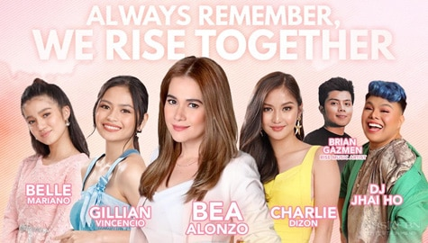 We Rise Together LIVE with Bea Alonzo Image Thumbnail