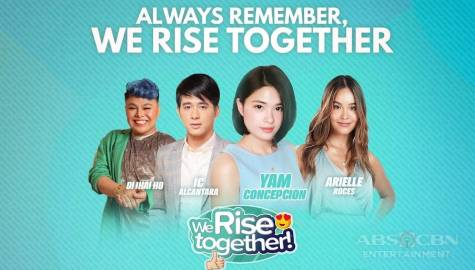 We Rise Together LIVE with Yam Concepcion Image Thumbnail