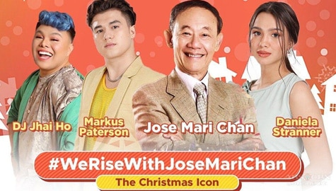 We Rise Together LIVE with Jose Mari Chan Image Thumbnail