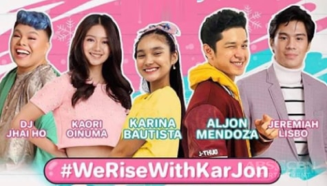 We Rise Together LIVE with Karina Bautista & Aljon Mendoza Image Thumbnail