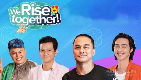 We Rise Together LIVE with Gardo Versoza Image Thumbnail