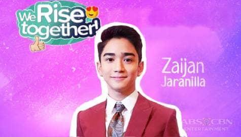 We Rise Together LIVE with Zaijian Jaranilla Image Thumbnail