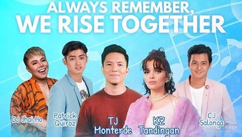 We Rise Together with KZ Tandingan and TJ Monterde Image Thumbnail