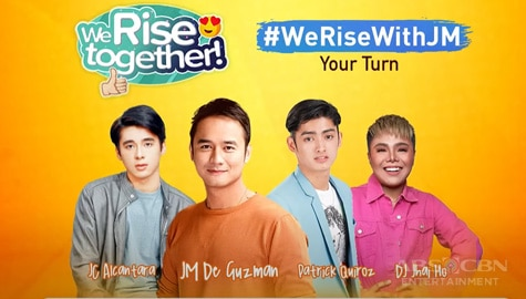 We Rise Together with JM De Guzman Image Thumbnail