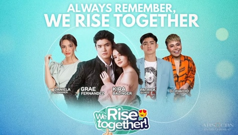 We Rise Together with Grae Fernandez and Kira Balinger Image Thumbnail