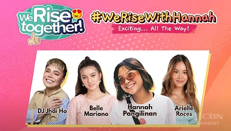 We Rise Together with Hannah Pangilinan Image Thumbnail
