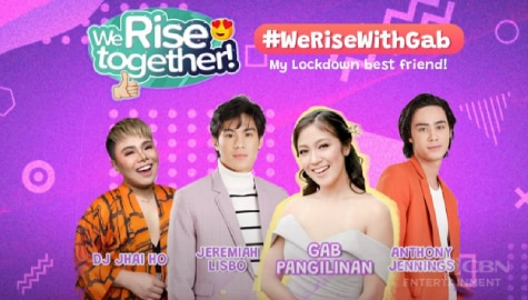 We Rise Together with Gab Pangilinan Image Thumbnail