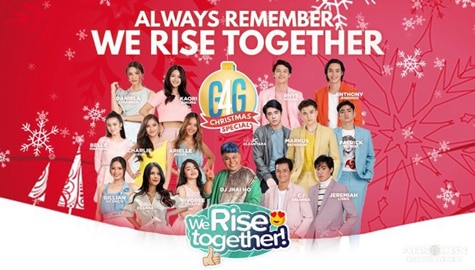 We Rise Together G4G Christmas Special Image Thumbnail