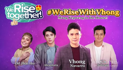 We Rise Together with Vhong Navarro Image Thumbnail