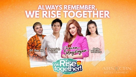 We Rise Together with Shaina Magdayao