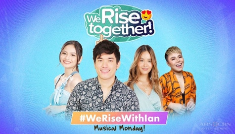 We Rise Together with Ian Pangilinan	 Image Thumbnail
