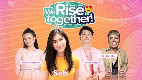 We Rise Together with Sab Image Thumbnail