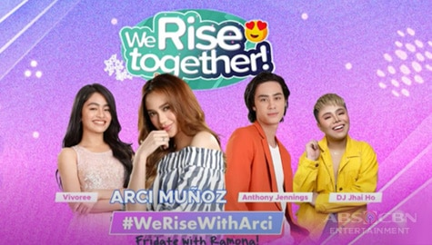 We Rise Together with Arci Muñoz
