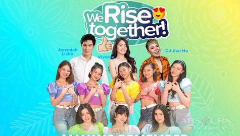 We Rise Together with Bini Image Thumbnail