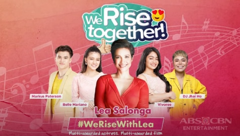 We Rise Together with Lea Salonga Image Thumbnail