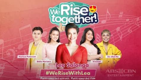 We Rise Together with Lea Salonga Image Thumbnail