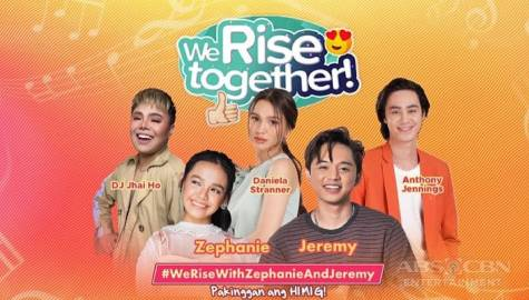 We Rise Together with Zephanie and Jeremy G Image Thumbnail