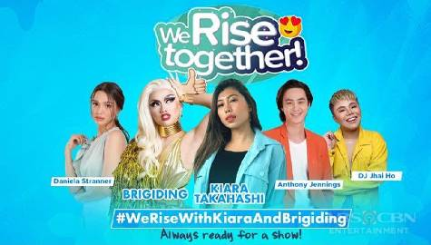 We Rise Together with Kiara and Brigiding Image Thumbnail