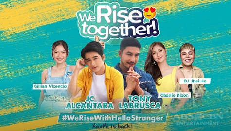 We Rise Together with JC Alcantara and Tony Labrusca Image Thumbnail