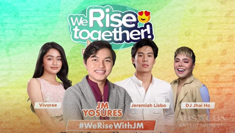We Rise Together with JM Yosures Image Thumbnail