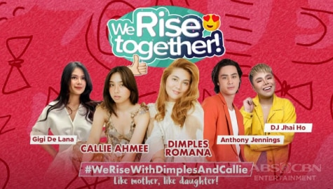 We Rise Together with Callie and Dimples Romana Image Thumbnail