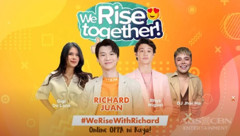 We Rise Together with Richard Juan Image Thumbnail