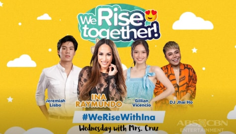 We Rise Together with Ina Raymundo Thumbnail