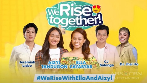 We Rise Together with Ella Cayabyab and Aizyl Tandugon Image Thumbnail